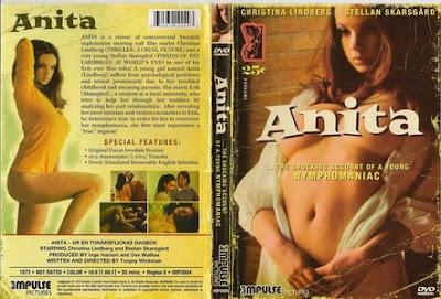 Анита / Анита: Шведская нимфетка / Anita / Anita: Swedish Nymphet. 1973. DVD.