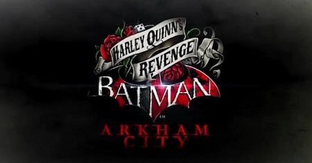 Batman arkham city: harley quinn's revenge (dlc) buy and.