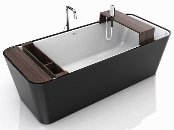 banheira para pequenas casas