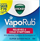 Vicks VapoRub Stage Tears