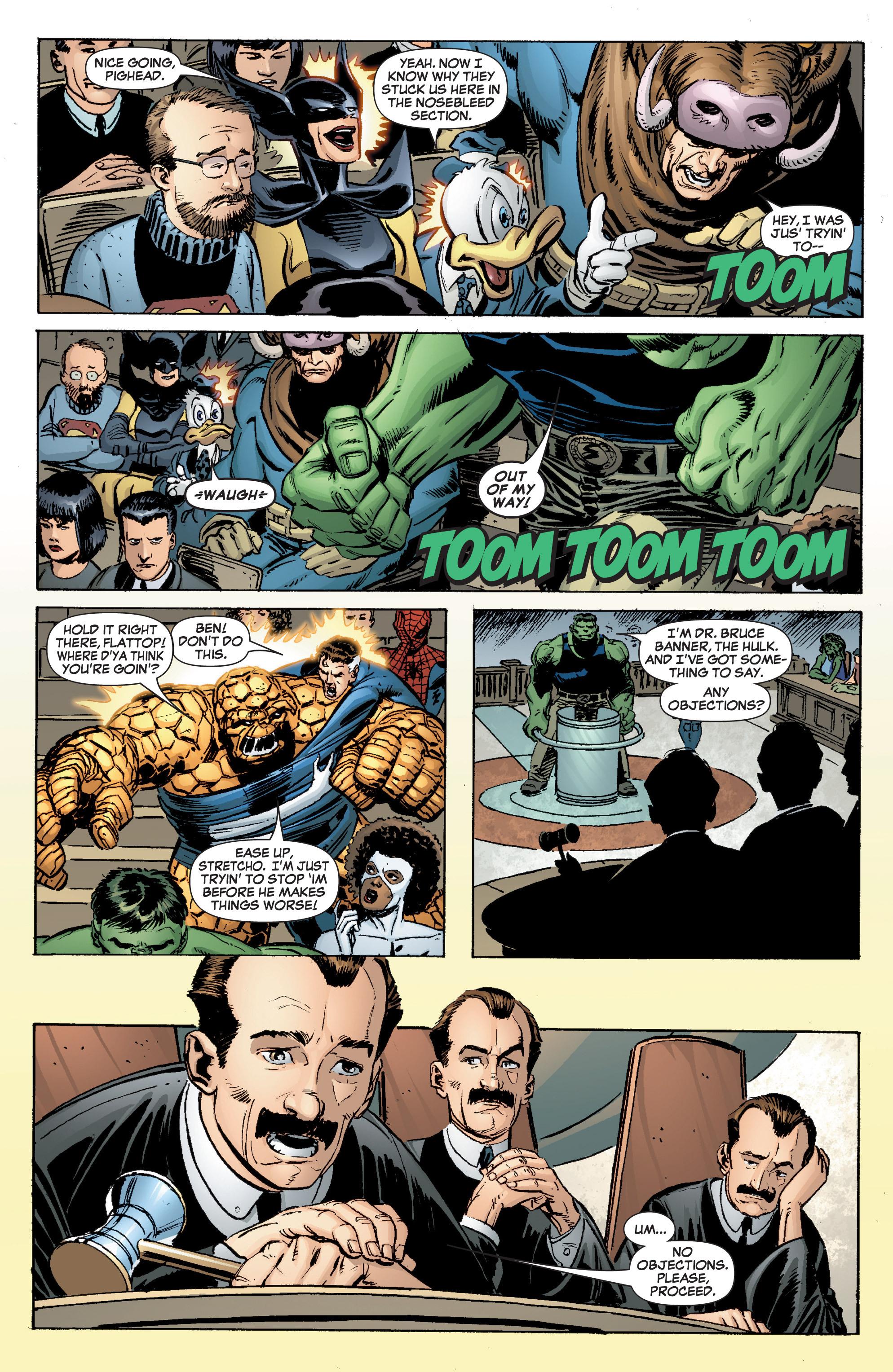 Read online She-Hulk (2005) comic -  Issue #3 - 23
