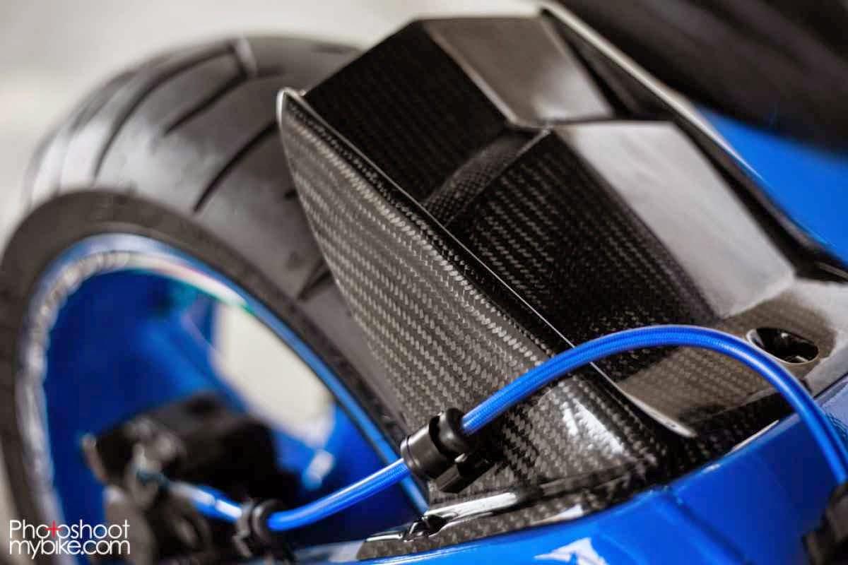Motor Yamaha YZF R Modifikasi Keren Kumpulan Foto Modifikasi