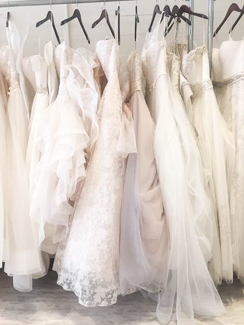 Brides of California Wedding Dress Shopping Experience