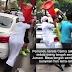 Gara-gara bunyikan hon dan terlanggar seorang lelaki, pemandu Camry dibelasah - Saksi