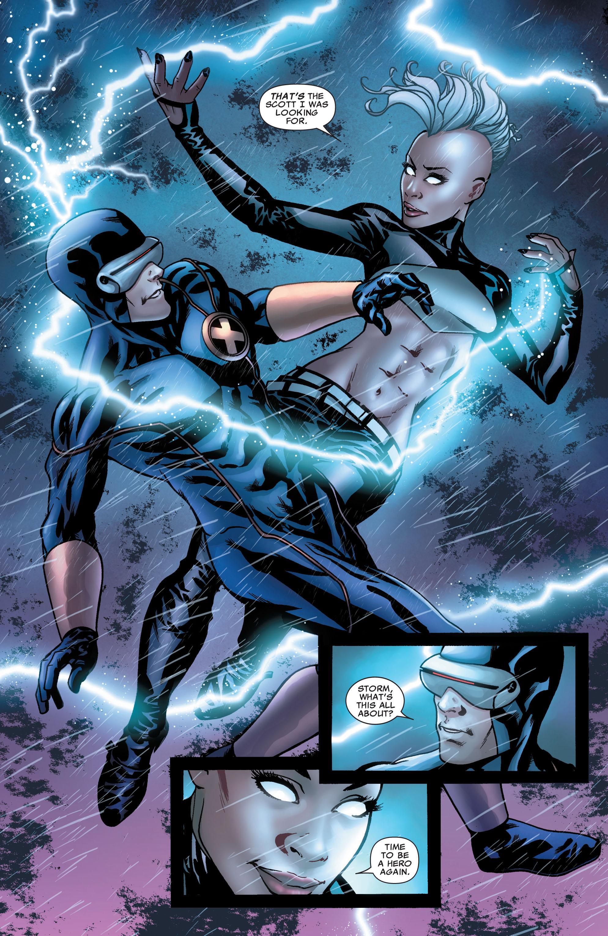 Read online Astonishing X-Men (2004) comic -  Issue #44 - 11