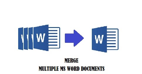MS WORD TIPS: How to merge multiple word documents into one?