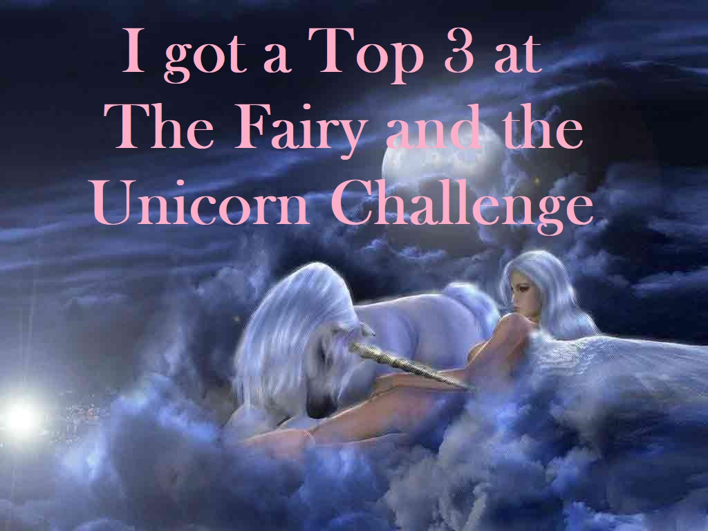 I Won a Top 3 at Fairy and the Unicorn