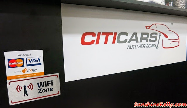 Citicars Car Service, Paradigm Mall