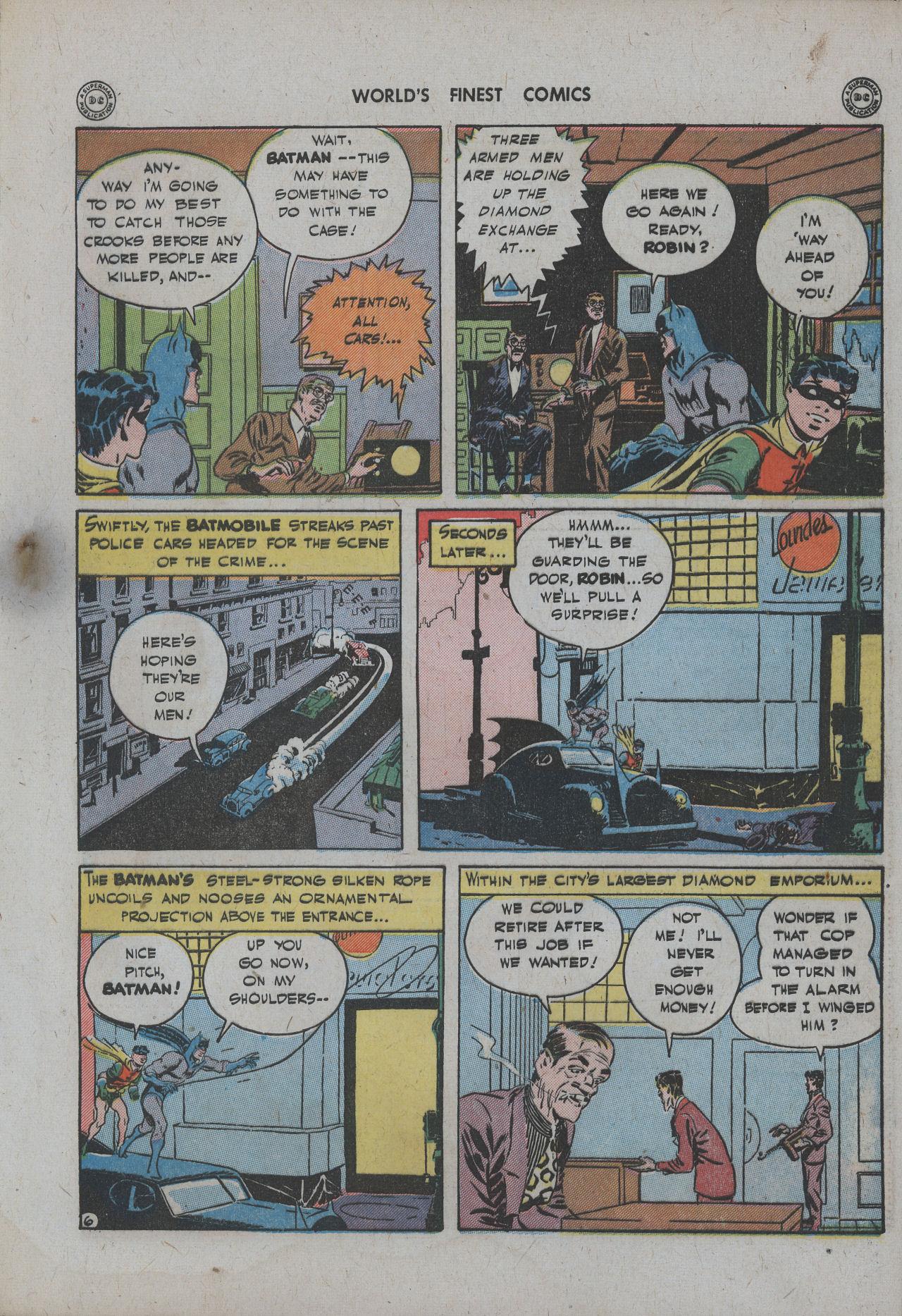 Read online World's Finest Comics comic -  Issue #15 - 76