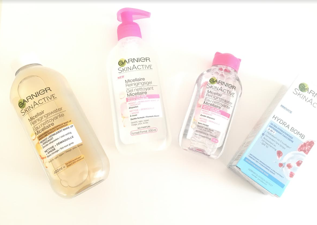 Make Time For Your Skin With Garnier Skincare Products