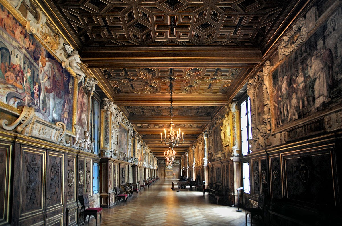 History Of Interior Design French Renaissance