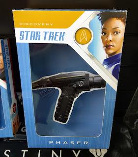 Toy Fair 2018 McFarlane Star Trek Toys