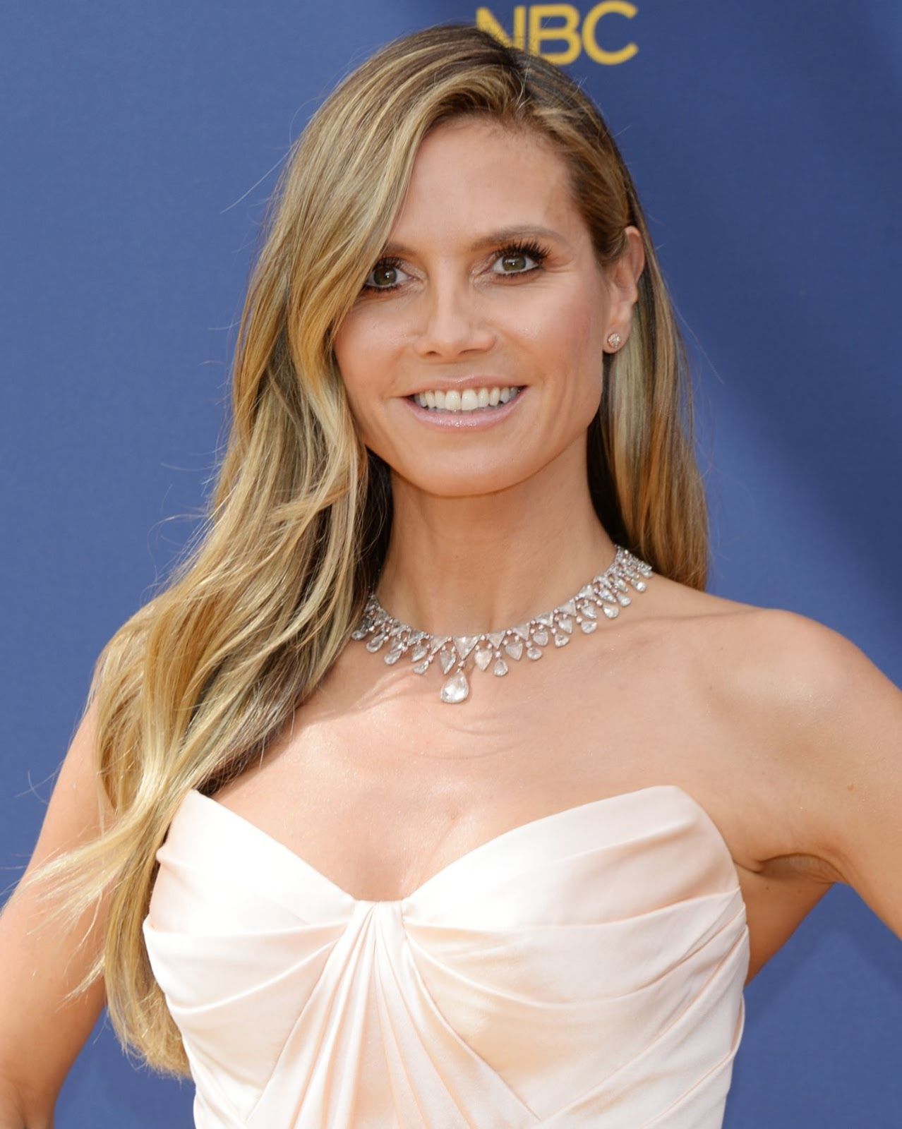 Heidi Klum – 70th Emmy Awards at Microsoft Theater in Los Angeles