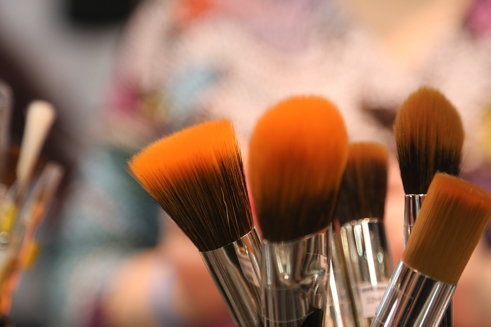Disinfect Your Makeup Stash - Makeup Brushes