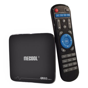 MeCool Amlogic S905X TV Box