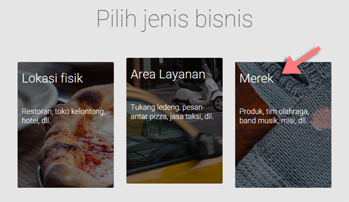 Membaut pages di Google Plus