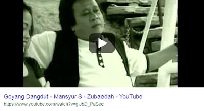 Download Lagu Mansyur S Zubaidah Mp3 Gratis