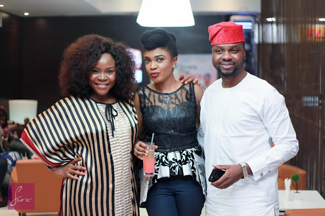 Omoni Oboli 38th Birthday