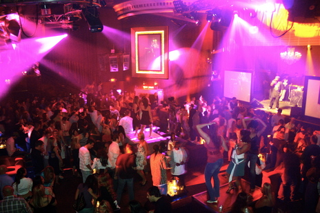 Mansion Night Club Miami Beach