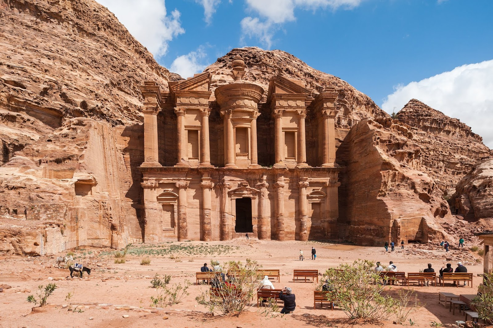 History & Culture - Seven Historical Sights in Jordan
