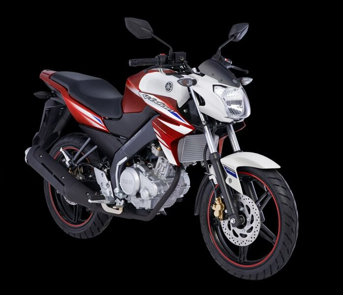 New Vixion Lightning Red Lightning