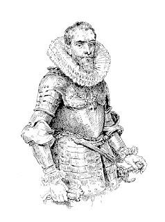 renaissance man illustration download