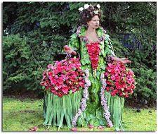 La mujer florero: clichés de la novela fantástica