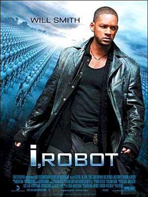 I Robot Will Smith