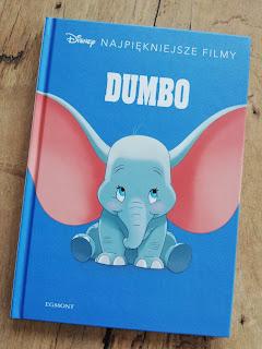 Recenzja książki Dumbo blog atrakcyjne wakacje z dzieckiem