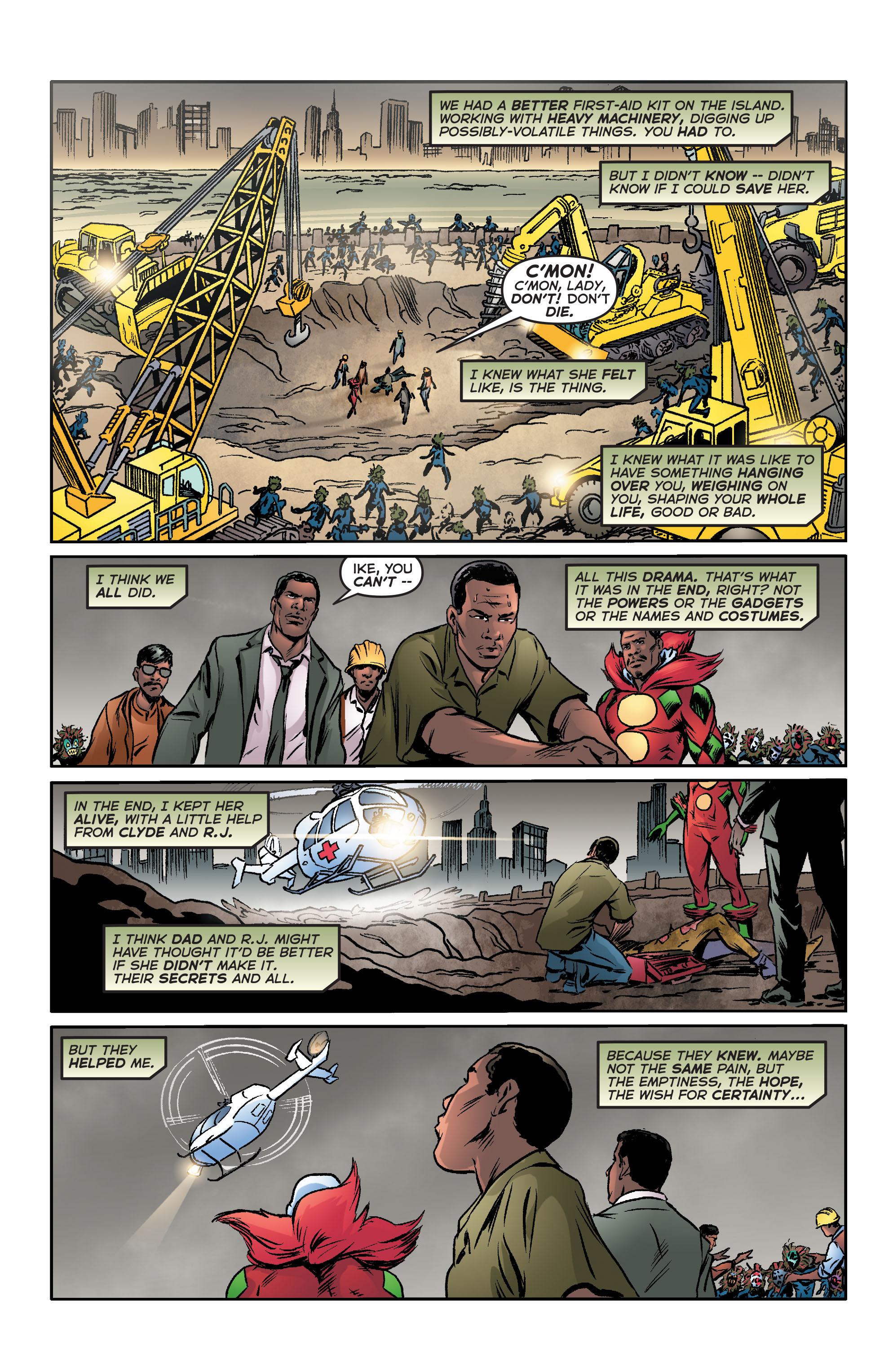 Read online Astro City comic -  Issue #36 - 24