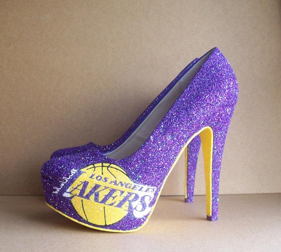 La Lakers Shoes Nike