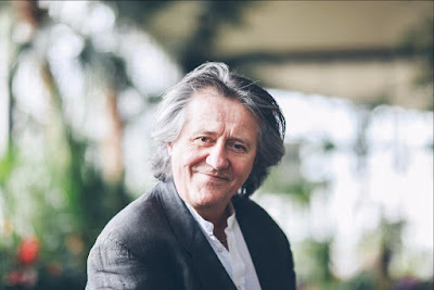 Stephen Barlow, artistic director of the Buxton Festival (Photo Buxton Festival)