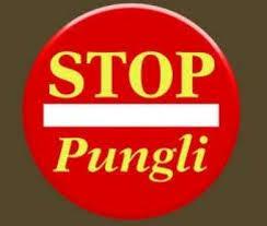 STOP PUNGLI DI KKP