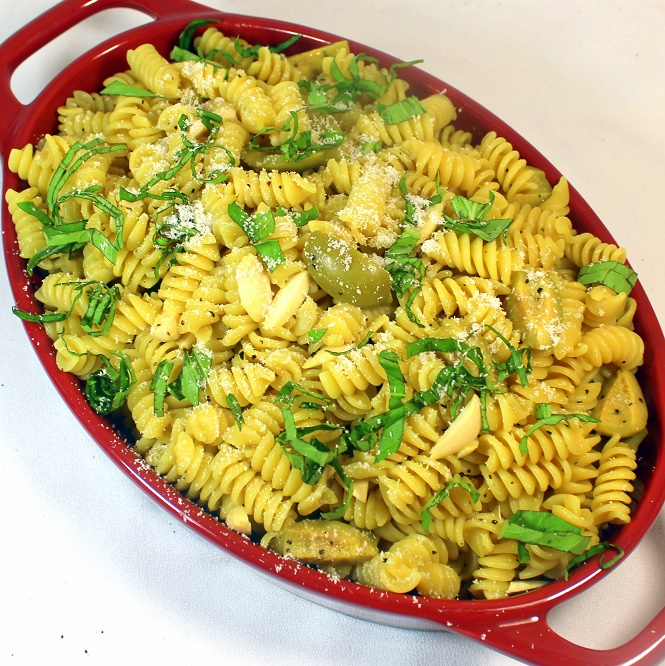 52 Ways To Cook: Blue Cheese Olive Pasta