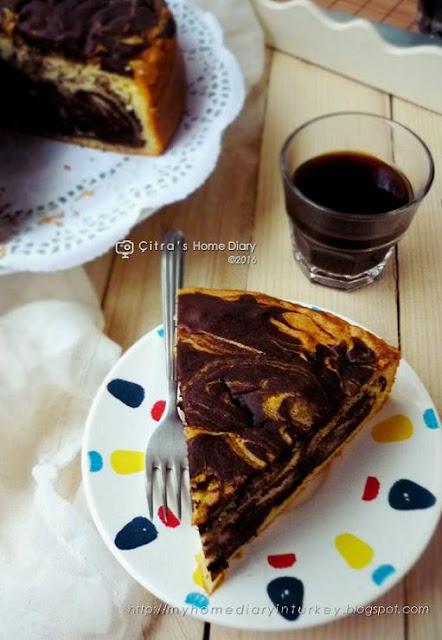 Resep Marble Cake Ncc
