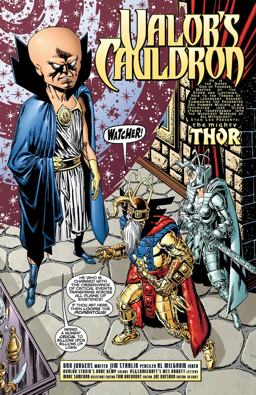 Thor (1998) Issue #37 #38 - English 4