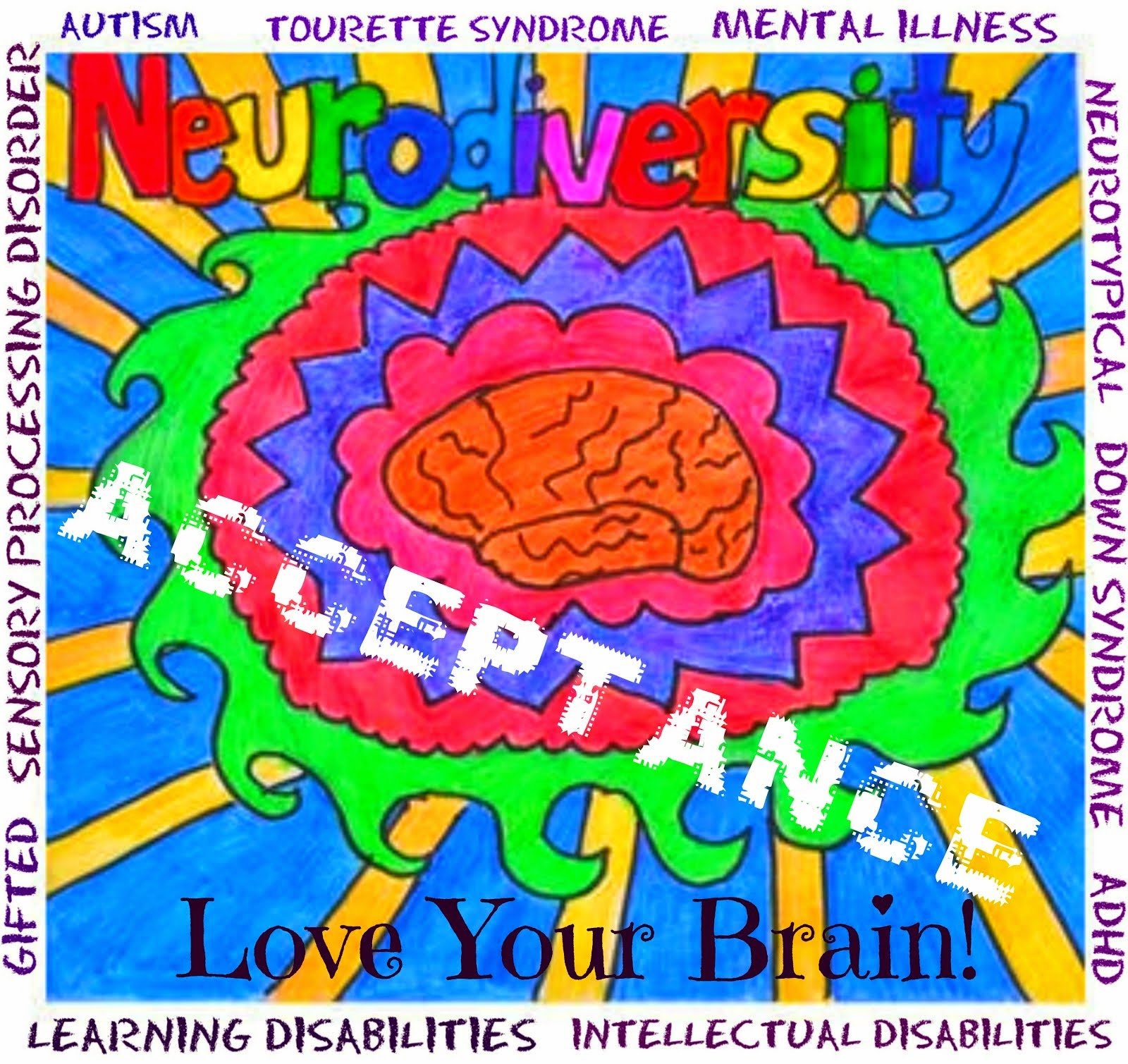 Neurodiversity Awareness/Appreciation
