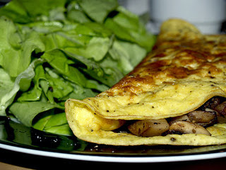 Healthy Nutrient-Rich South African Kidney Omelet