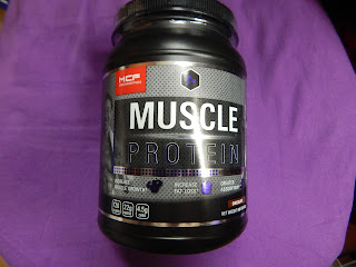 MCF Muscle Protein Review