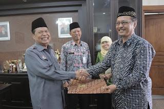 Genjot Kampung Bahasa, Pemkot Gandeng LP Ma'arif NU