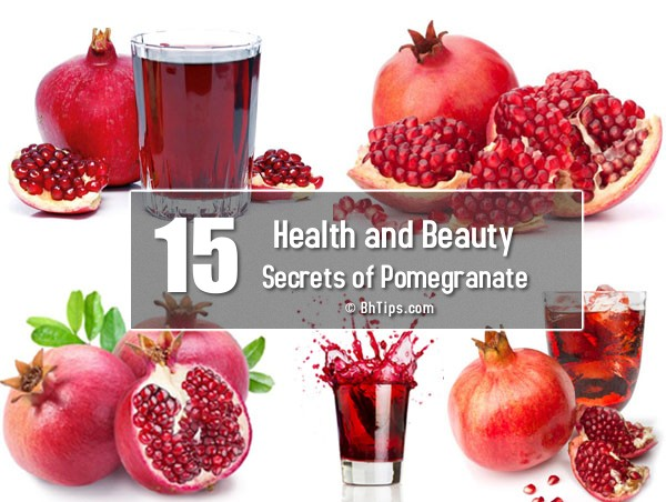 15 Health And Beauty Secrets Of Pomegranate (Anar) With Nutritional Value