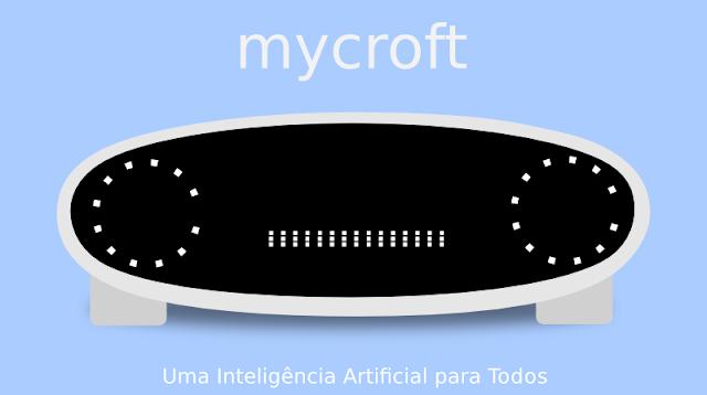 Mycroft AI em execução no Ubuntu Gnome 16.04 LTS