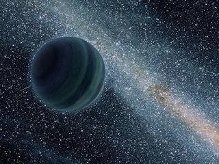 Rogue Planet - artist concept