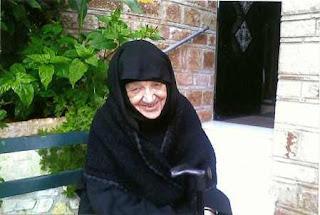 Εκοιμήθη η Γερόντισσα Παταπία, Προηγουμένη της Ι.Μ. Οσίου Παταπίου