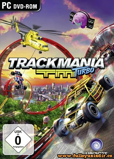 Trackmania Turbo - CODEX