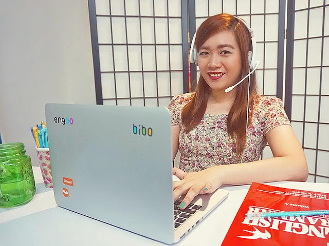 Real Story of A Home-based Online English Teacher Of Bibo Global