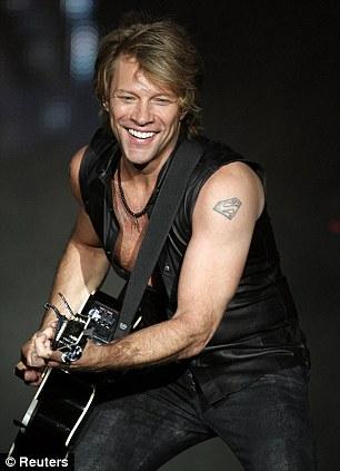 Dancing in the Rain: How I Fell In Love With Jon Bon Jovi