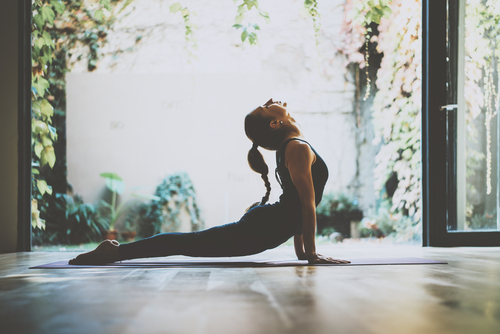 How Yoga Helps Anxiety