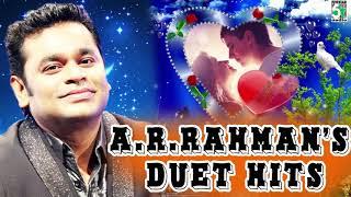 A R Rahman Super Hit Duet Audio Jukebox