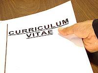 Contoh CV Menarik Untuk Fresh Graduate Yang Baik dan Benar